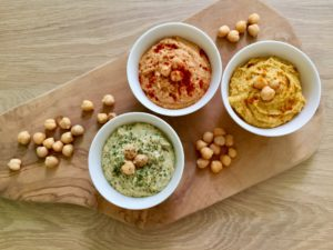 hummus the body practice