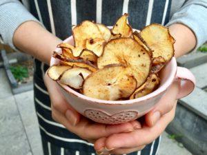 Cassave chips voedingsadvies Den Bosch