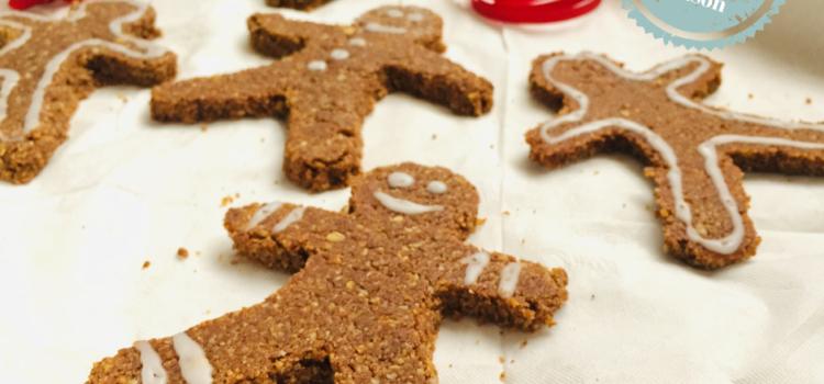 Gingerbread cookies (Holiday Season)