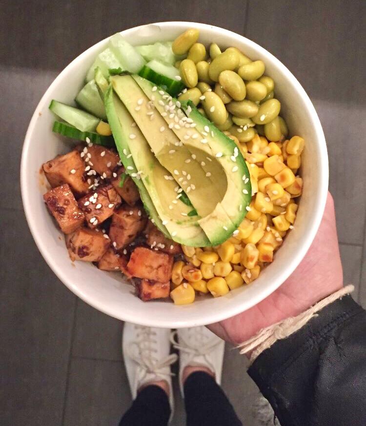 vega poke bowl