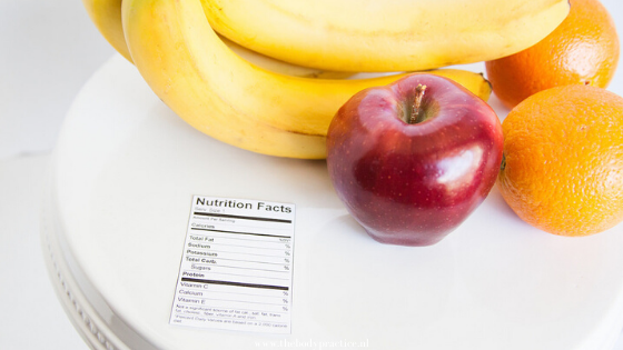 5 valkuilen weet wat je eet